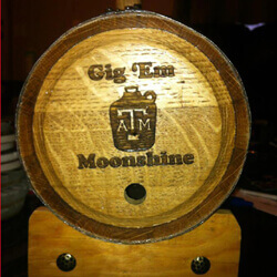 Custom Barrel Designs Red Head Oak Barrels Aging Rum