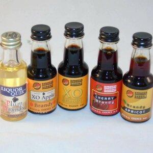 Brandy Flavors