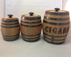 tea and coffee liquor infusing barrels