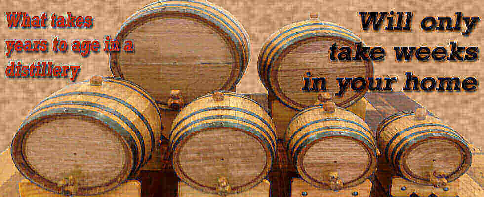whiskey barrels for home aging2