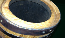 Charred White American Oak Barrels For Aging Wine and Liquor
