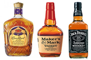 Difference Between Kentucky Tennessee Canadian Whiskey