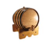 Oak Aging Barrel for Whiskey Rum Tequila Wine Brandy Bourbon