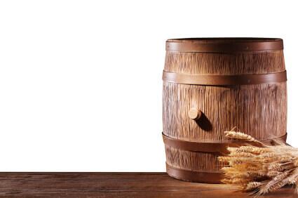 Aging Rum In Oak Barrels