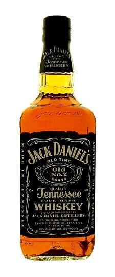 Jack Daniels Black Label Review - Red Head Oak Barrels