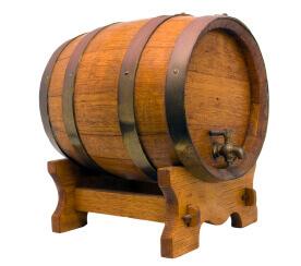 Oak Flavor in Wines