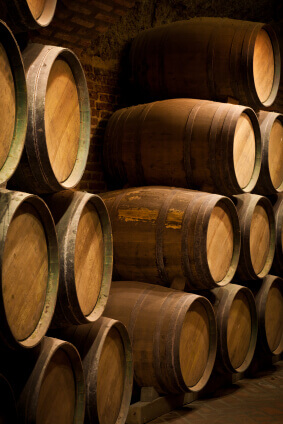 The Influence Of Wooden Oak Barrels On Spirits