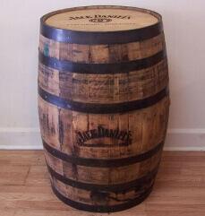 Jack Daniels Oak Barrels