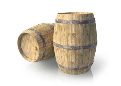 The Chemistry Of Using Wooden Oak Barrels To Age Spirits