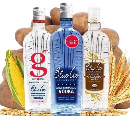 gluten free vodka