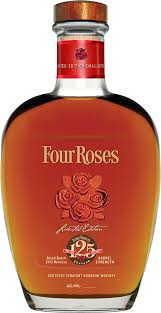 Four Roses 125th Anniversary Small Batch Bourbon Blend