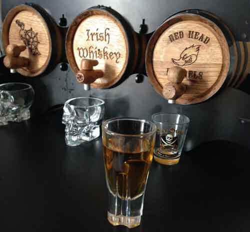 Aging Moonshine or Un-Aged Whiskey At Home In Your Own Oak Barrel