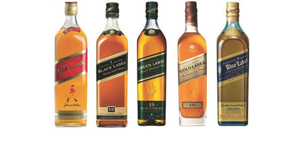 Johnnie Walker Colors 6 Everyone Should Know Red Head