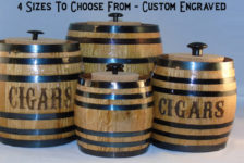 cigar barrel infusing