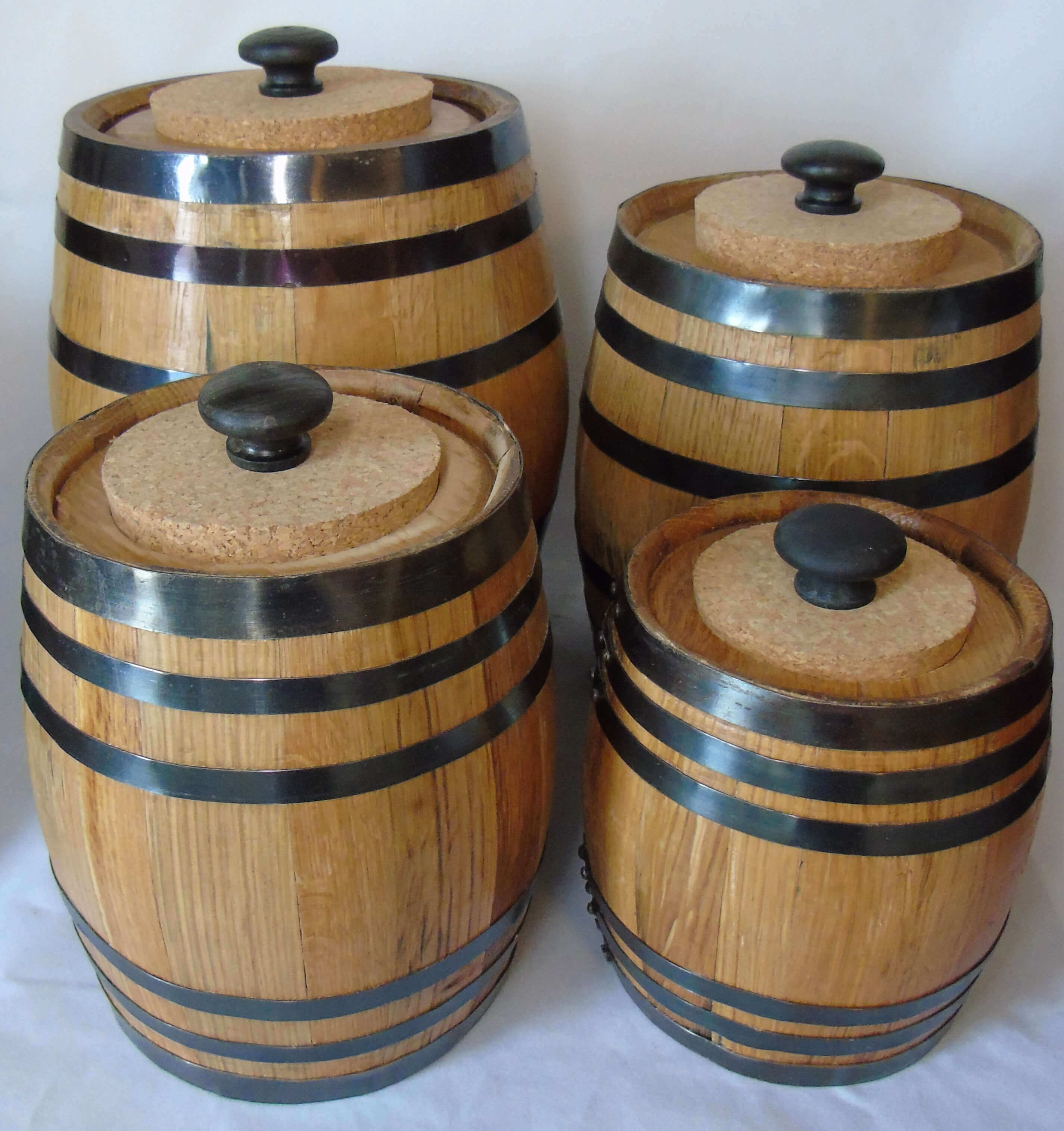 Wine Kitchen Canister Set
