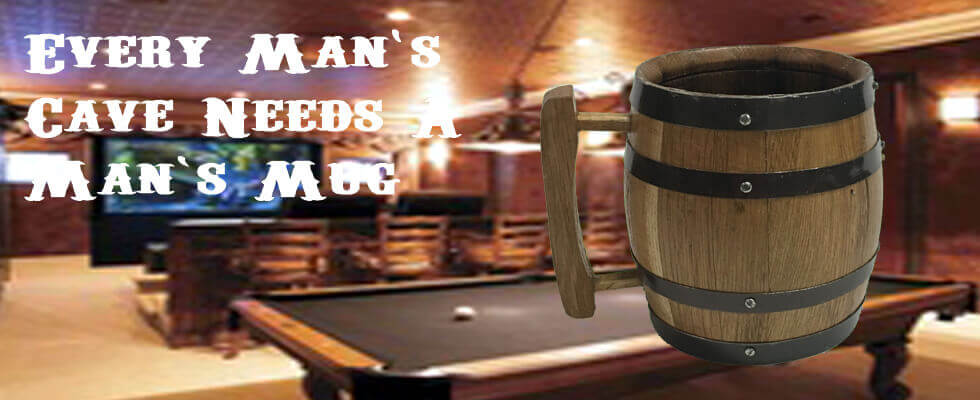 man cave barrel mugs1