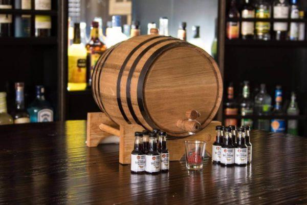 10 Liter Bourbon Liquor Flavoring Kit