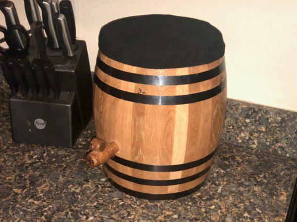 10 liter kombucha barrel