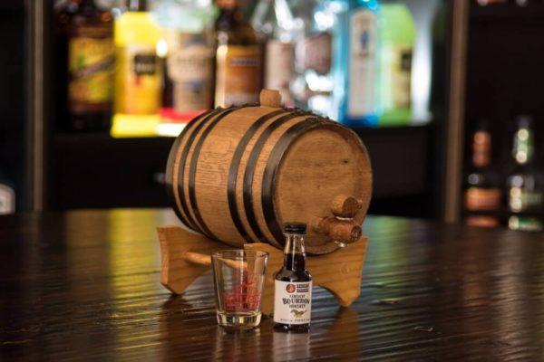 1 Liter Bourbon Liquor Flavoring Kit