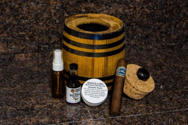 1 Liter Cigar Barrel Kit