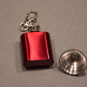 1 ounce Keychain Flask