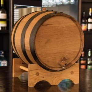 20 Liter Ageless Oak Barrel