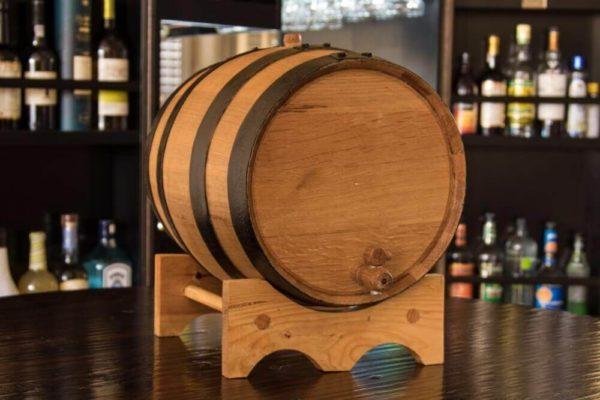 20 Liter Oak Aging Barrel