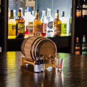 2 Liter Bourbon Liquor Flavoring Kit