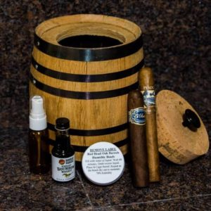 2 Liter Cigar Barrel Kit