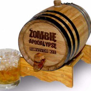 2 Liter Whiskey Infused Barrel 1