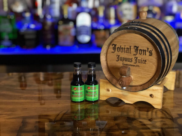 2 liter irish whiskey flavoring kit