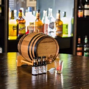 3 Liter Bourbon Liquor Flavoring Kit