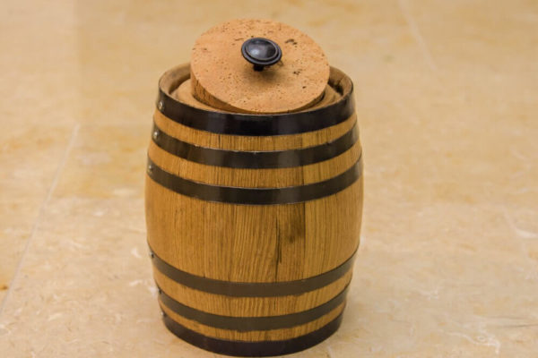 3 Liter Cigar Barrel