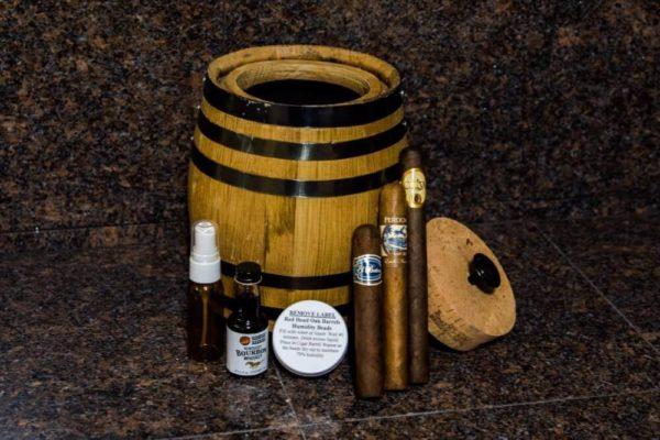3 Liter Cigar Barrel Kit 1