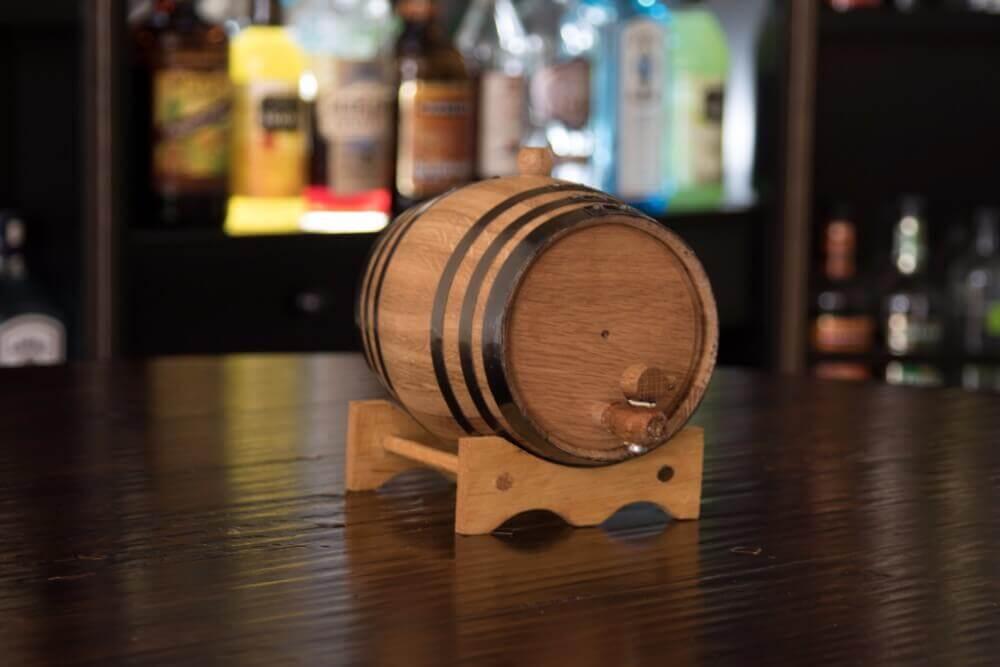 3 Liter Whiskey Infused Barrel