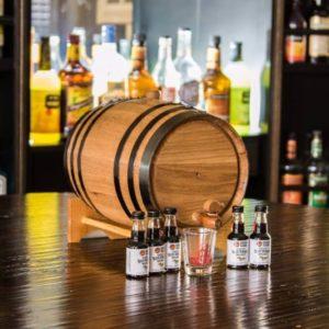 5 Liter Bourbon Liquor Flavoring Kit