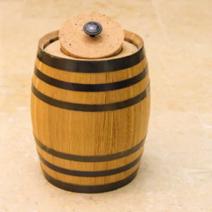 5 Liter Cigar Barrel