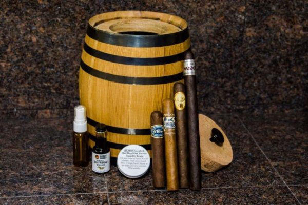 5 Liter Cigar Barrel Kit