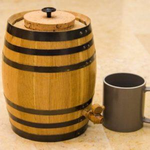 Kombucha Barrels