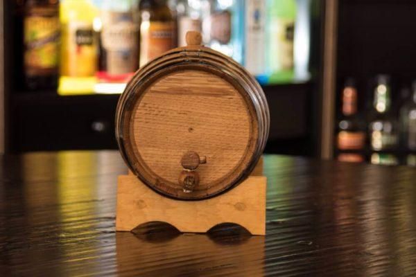 5 Liter Oak Aging Barrel