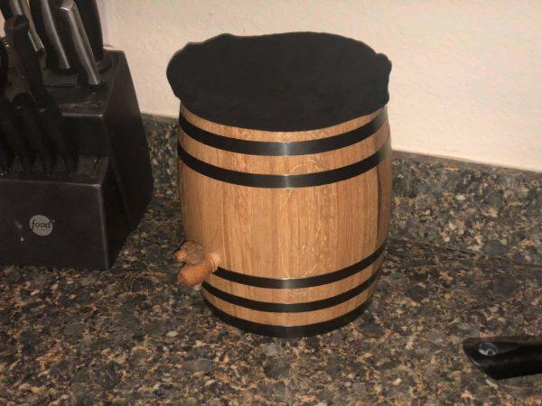 5 liter kombucha barrels 1