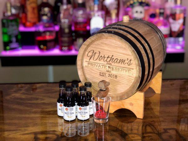 5 liter whiskey flavoring kit