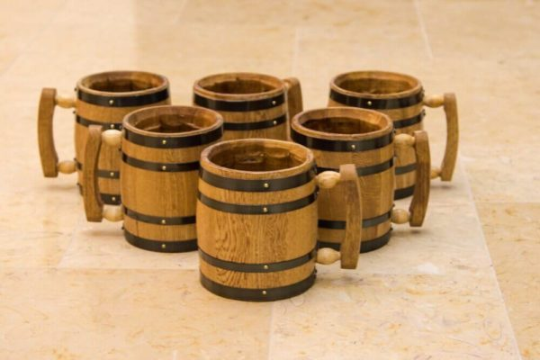 Barrel Mug Groomsmen Package
