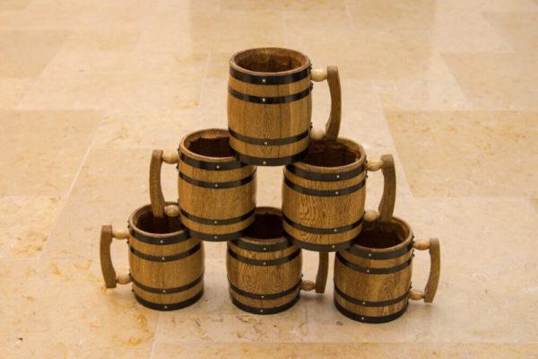 Barrel Mug Groomsmen Package 2