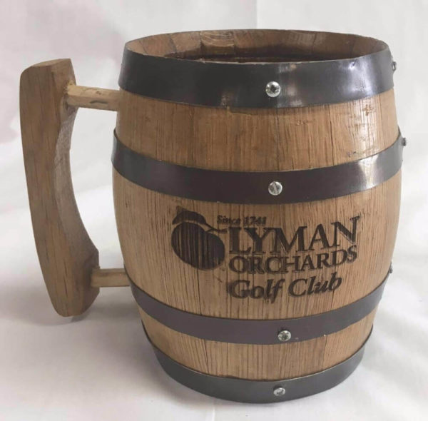 Barrel Mugs Engraved