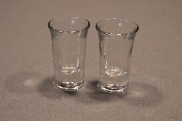 Tall Shot Glasses