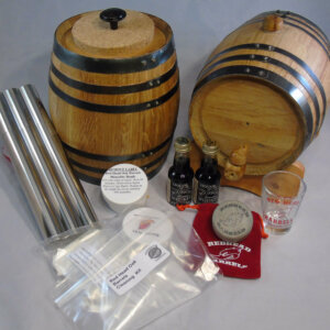 Ultimate Cigar Smoker And Drinker Combo Gift Set