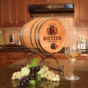 B562 bag barrel design wine