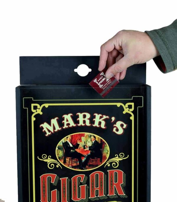 CBOX B569 Cigar Box2 matches collector