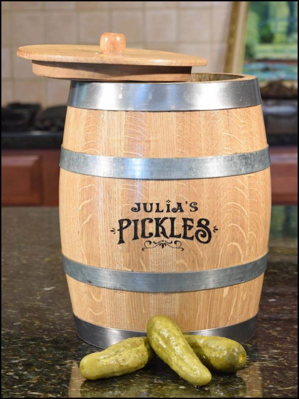 PickleBarrel Personalized WEB
